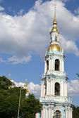 St. Nicholas Naval Cathedral, St. Petersburg — Stock Photo