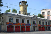 Old firehouse — Stock Photo