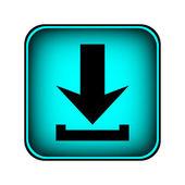 скачать значок со стрелкой — Cтоковый вектор