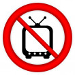 No TV sign — Stock Vector #46745433