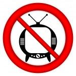 No TV sign — Stock Vector #46745441