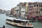 Kanal in venedig — Stockfoto