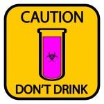 Danger biohazard sign — Stock Vector #48822421