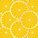 Citrus fruit background — Stock Vector #7412847