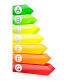 Energy Efficiency Icon — Stock Vector