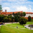 Krakow city — Stock Photo