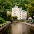 Karlovy Vary, Czech Republic — Stock Photo #33373387