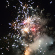 Stock Photo: Firework (closup view)