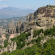 Amazing view of Meteora monastery — Stock Photo