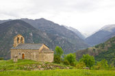 Church in Vall de Boi, Catalonia — Stock Photo