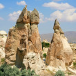 Valley of love in Cappadocia — Stock Photo