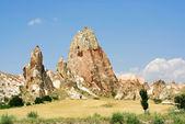 Valle d'amore in cappadocia — Foto Stock