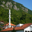 Stock Photo: Mosque in Bosniand Herzegovina