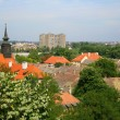 Stock Photo: View of old Novi Sad in Serbia
