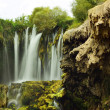 Yerkopru waterfall in Turkey — Stock Photo