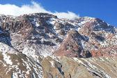 Atlas mountains in Morocco — Stock Photo