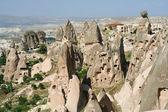 Valley of love in Cappadocia — Stock Photo