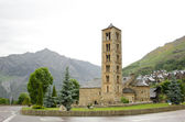 Church of Sant Climent de Taull in Vall de Boi — Stock Photo