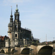 View of Dresden - Stock Photo
