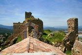 Palafolls castle in Catalonia, Spain — Foto de Stock