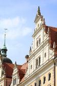 Center of Dresden — Foto de Stock