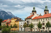 View of Innsbruck — Stock Photo