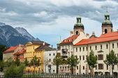 View of Innsbruck — Stock Photo