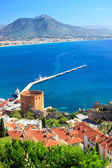 Kizil Kule in Alanya — Stock Photo