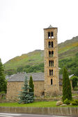 Romanesque church of Sant Climent de Taull in Vall de Boi — Stock Photo