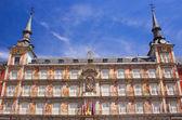 Centrum madrid, španělsko — Stock fotografie