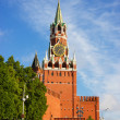 Moscow Kremlin tower — Stock Photo #23533155