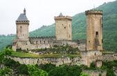 富瓦的城堡 — 图库照片
