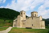 Monastery Djurdjevi Stupovi — Stock Photo