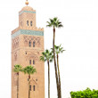 Stock Photo: KoutoubiMosque in Marrakech