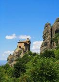 Meteora Monasteries — Stock Photo