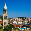 Stock Photo: Hvar town in Croatia
