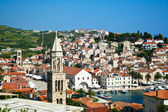 View of Hvar town — Stock Photo