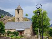 Iglesia de sant joan de boí — Foto de Stock