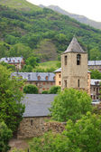 Romanesque church in Vall de Boi — Stock Photo