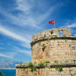 Stock Photo: Tower in Antalya