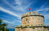 Tower in Antalya — Stock Photo