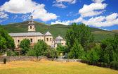 Monastery in Spain — Stock Photo