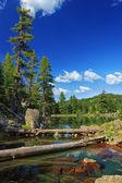 Lago hridsko — Foto Stock