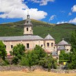 Monastery in Rascafria — Stock Photo