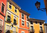 Maisons colorées — Photo
