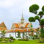 Buddha temple — Stock Photo #36143419
