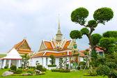 Buddha temple — Stock Photo