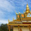 Wat Leu in Sihanoukville — Stock Photo