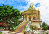 Wat Leu in Sihanoukville — Stock Photo