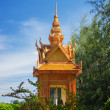 Buddhist pagoda — Stock Photo #37409465